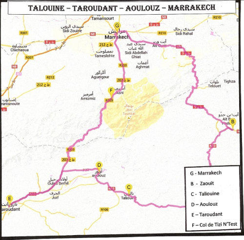 Maroc-Taliouine