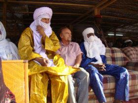 Niger Issouf Maha Maurice Freund