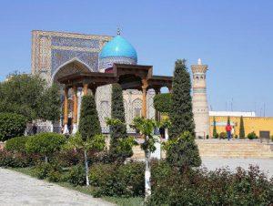 voyages équitables Ouzbékistan