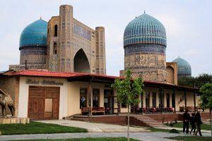Ouzbékistan équitable Samarcande