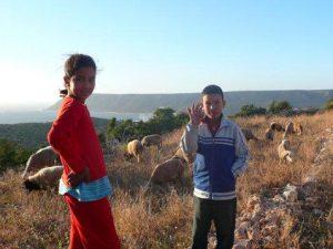 randonnée muletière Zat Sidi Kaoki