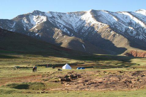 Yagour vallée du Zat