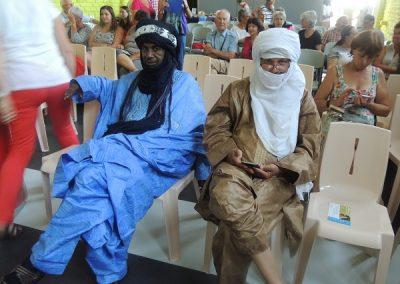 Mohamed Ahmed (Mali) et Issouf Maha (Niger)