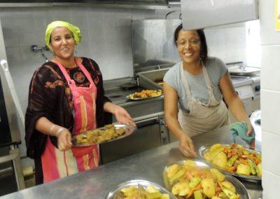 Fatimata et Souad