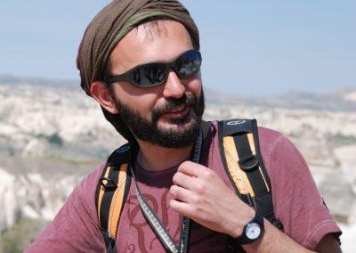 Notre guide en Turquie, Gokhan