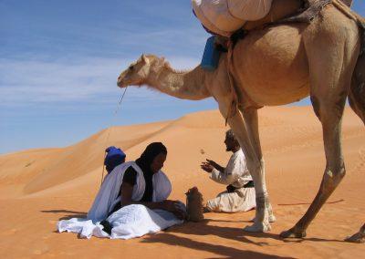 mauritanie-erg ouarane