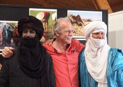 Mohamed Ahmed, Jean-Luc et Issouf Maha